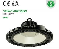 100-150W LED UFO highbay light DP Series
