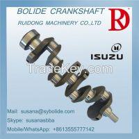 In Stock 4JA1 Crankshaft for ISUZU Engine