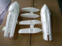 EPP/EPO Foam Toy Parts