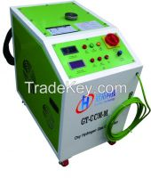 oxy hydrogen generator carbon clean machine for car care/ car wash equipment