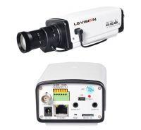 LS Vision Full HD 1080P 2 Megapixel ONVIF 2.4 IR IP Network HD Box Camera with Full Function (LS-HC130B-F)