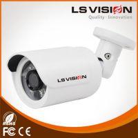 LS Vision HD 1080P WDR 2.0 Megapixel Fixed Lens IR Cut IP66 Waterproof Bullet IP Camera POE (LS-FHC200W-P)