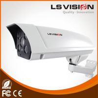 LS Vision High Resolution Outdoor 5MP Megapixel Waterproof IP Security Camera with Night Vision (LS-VHP503W)