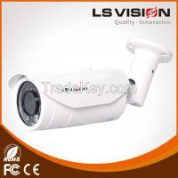 LS VISION True Day and Night Camera Varifocal Weatherproof Bullet Camera HD IP Security 3MP Camera