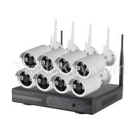 LS Vision 8ch Nvr Wireless Onvif Kit With Free P2p/app/cms ( LS-WK8108)