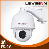 LS Vision HD 2MP Megapixel High Speed Dome 20X Zoom PTZ IP Dome Camera