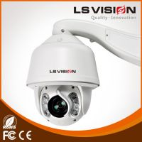 LS Vision dome cctv security camera,big cctv waterproof cameras,best waterproof pole camera