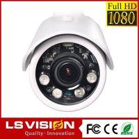 LS VISION 4mp motorized lens ip bullet camera