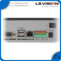 LS VISION 4 Channels 1080P security recorder black housing AHD DVR