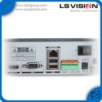 LS VISION 1080p security recorder Analog hybrid DVR