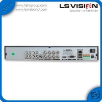 LS VISION 8CH hybrid AHD DVR ip camera & ahd camera