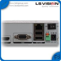 LS VISION 1mp resolution 1SATA recorder 720P AHD DVR