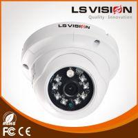 LS VISION Latest Design Wholesale Price Waterproof IP66 Metal Dome Vandalproof 3.0MP IP CCTV Camera