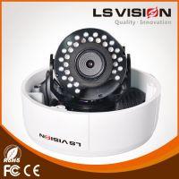 LS VISION h.265 5mp resolution vandalproof dome ip camera