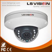 LS VISION cctv mini vandalproof dome security network camera