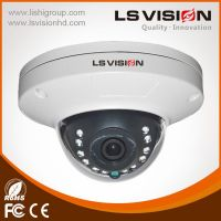 LS VISION onvif 2.4 mini dome network security ip camera