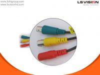 LS VISION imx322 TVI camera CVBS output