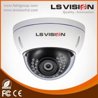 1080P Vandalproof Varifocal Lens TVI CCTV Camera With CE,RoHS,FCC Certificates