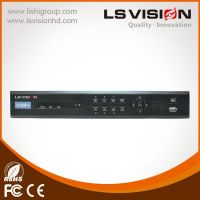 LS VISION 4CH Full HD TVI 1080p DVR with Motion Detection Function (LS-TVR7104)