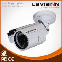 Mega Pixel Waterproof IP66 AHD CCTV Camera With CE,RoHS,FCC Certificates