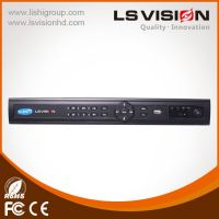 LS VISION 16ch HD TVI DVR with Free Mobile APP Remote View Plug and Play TVI System(LS-TVR7216)