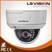 LS VISION high resolution 4mp motorized lens ip dome camera (LS-ZD5400M)