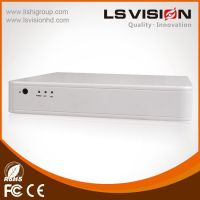 LS VISION New Design White Metal 8CH 720P AHD DVR With CE FCC ROHS