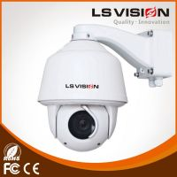 LS VISION ptz rs485 protocol high speed video camera ptz/high speed dome ptz demo camera
