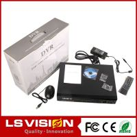 LS VISION 1080P resolution intelligent recorder analog dvr