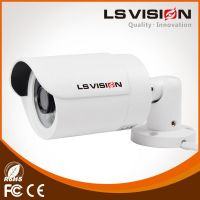LS VISION Manufacturer Price 2MP Sensor Perfect Night Vision IR Bullet CCTV IP Camera
