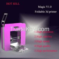 High precision digital desktop 3d printer make in China