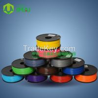 Best-selling 1.75mm 3.00mm ABS PLA plastic filament for 3d printer