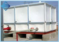 GRP FRP SMC Sectional Panel water tank