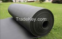 Foam Rubber - roof insulation rubber foam roll