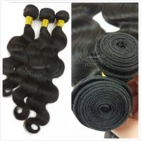 Brazilian/Malaysian/Peruvian/Indian Virgin Human Hair Weft 8A