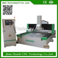 HS-1325 X Heavy CNC engraving and milling machine for metal
