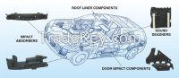EPP Automotive parts