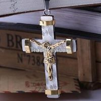 cross pendants, Jesus pendants, religion pendants