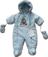 Wholesale High Quality Cheap Baby Clothing Baby Wear Cotton Baby's Overall