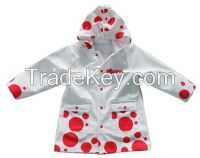 Hot Sell 2015 Promotional Disposable Rain Poncho, gilrs Rain Jacket