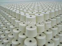 100% Carded Cotton Yarn Ne32/1s