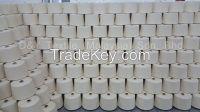 100% Carded Cotton Yarn Ne40/1s