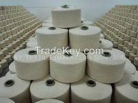 100% Carded Cotton Yarn Ne10/1s
