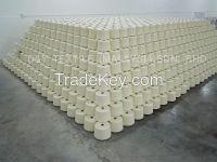 100% Combed Cotton Yarn Ne40/1s