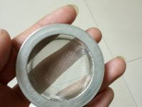 Stainless Steel Filter Disc / 50 micron stainless steel round screen
