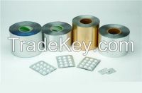 aluminum blister foil for pharmaceutical packaging