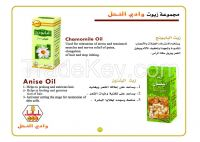 Chamomile and Anise Oil