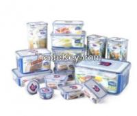 Airtight Plastic Food Container
