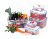Airtight Plastic Food Container