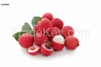 High quality lychees from Vietnam